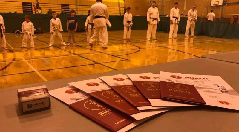 Crystal Leisure with Ruach Karate