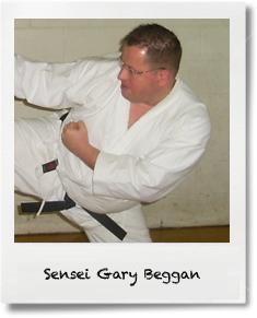 Gary Beggan