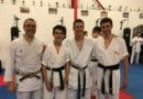 Training with Sensei Junior Lefevre