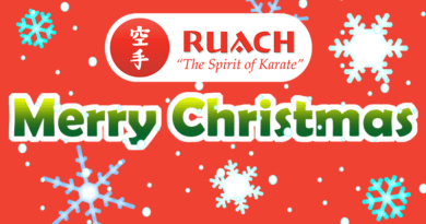 Ruach Christmas Party