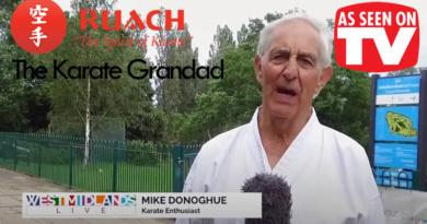 The Karate Grandad