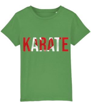 Karate Child's T shirt
